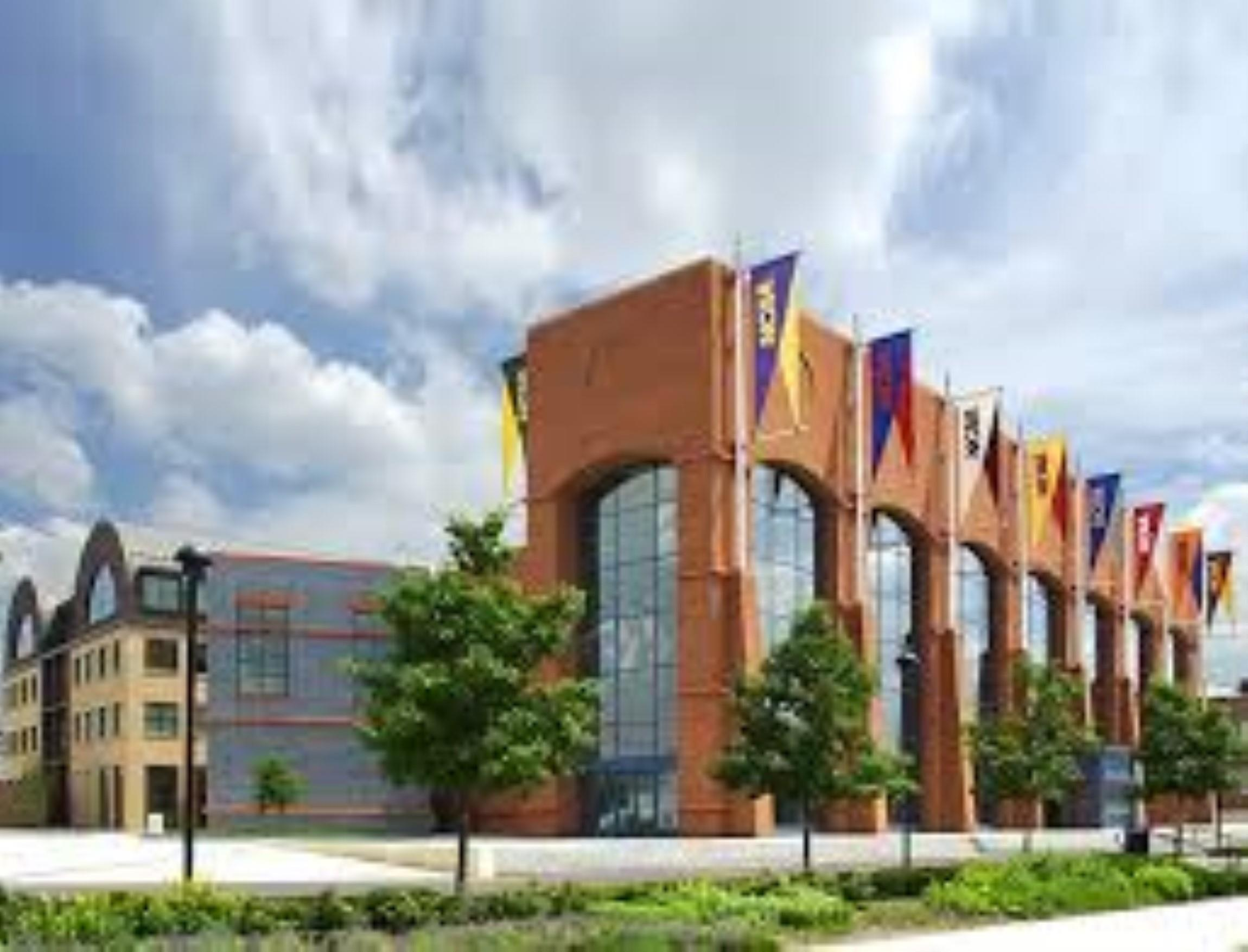 NCAA Headquarters and Hall of Champions